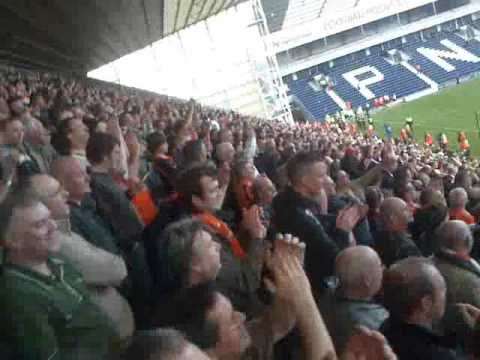 Preston 0 Blackpool FC 1