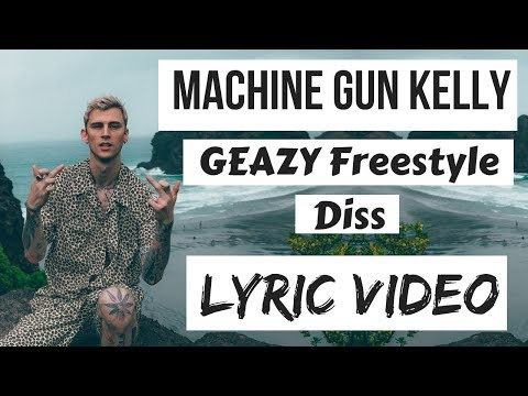 Machine Gun Kelly – Funk Flex Freestyle #107 (Lyric Video)