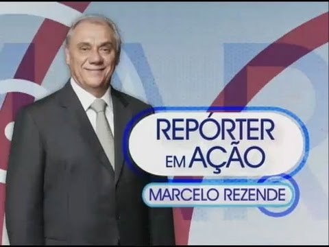 Marcelo Rezende Participa Do Programa Da Tarde