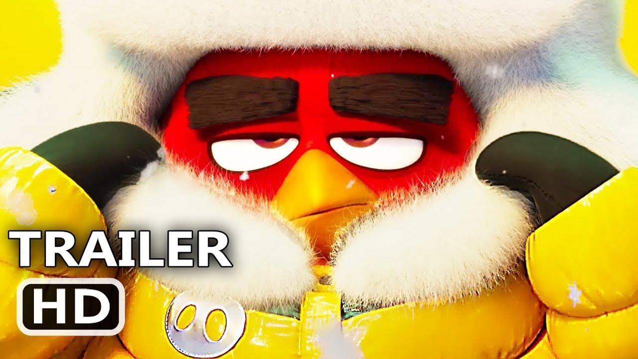Angry Birds 2 O Filme Trailer Brasileiro Dublado 2019 Youtube
