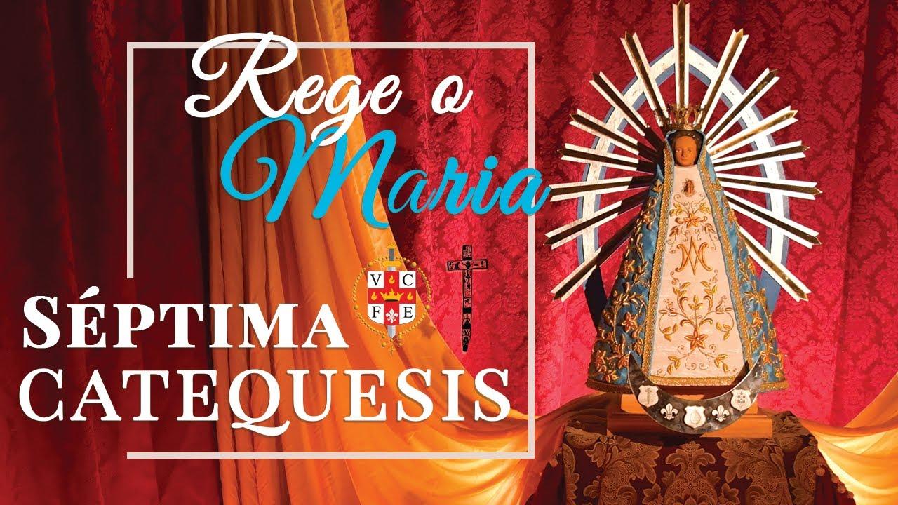 7° Catequesis: María y la Última Batalla - Los Apóstoles de los Últimos Tiempos.