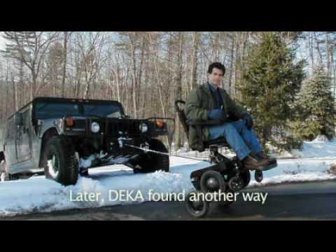Dean Kamen - 2011 Laureate of the Franklin Institute in Mechanical Engineering