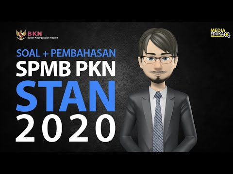 FULL SOAL + PEMBAHASAN SKD SPMB PKN STAN 2019 - PREDIKSI SOAL SPMB PKN STAN 2019