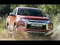 2019 Mitsubishi L200 Off-Road Test Drive