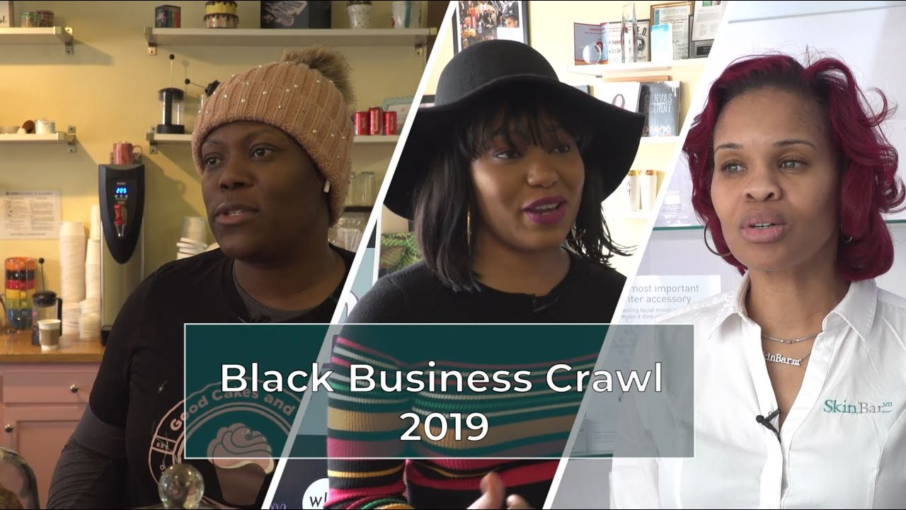 Black Business Crawl 2019