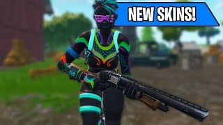NEW BEST SKINS IN THE GAME - LITESHOW & NITELITE SKINS! (Fortnite Battle Royale)