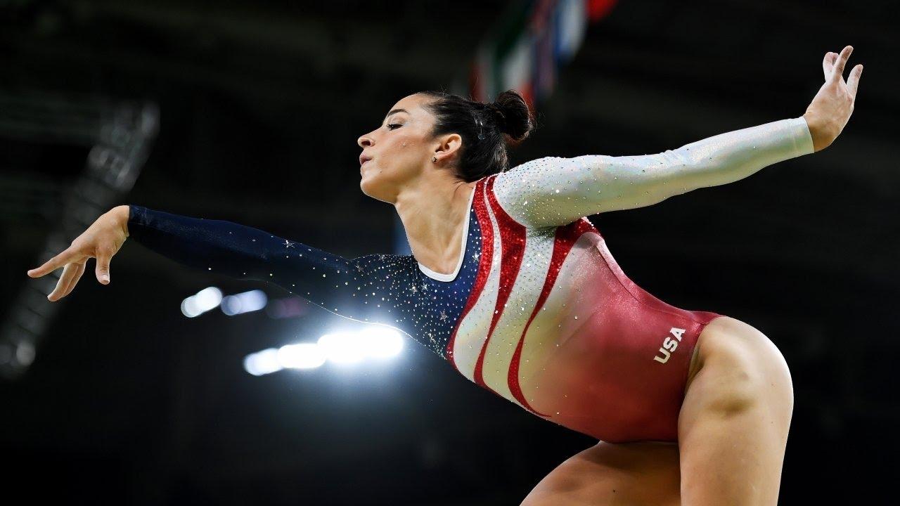 Raisman Sues USOC, USA Gymnastics Over Alleged N****ar Abuse