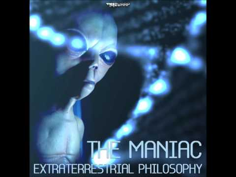 The Maniac - Extra Terrestrial Philosophy EP