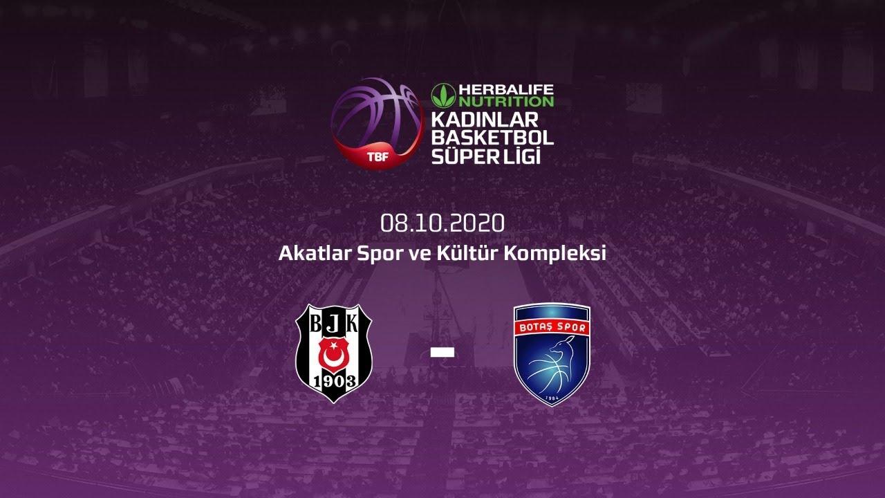 Beşiktaş HDI Sigorta – Botaş Herbalife Nutrition KBSL 2.Hafta