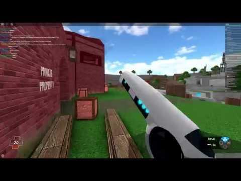 Mad Paintball 2 - sci-fi gun