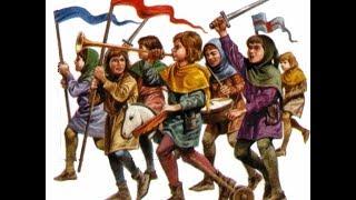 Детские крестовые походы.