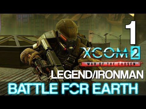 [1] Battle For Earth (Let's Play XCOM 2:...