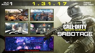 Call of Duty: Infinite Warfare - Sabotage DLC Pack Preview Trailer