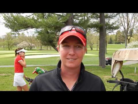 Women's Golf | Ali Wright | Championship Recap
