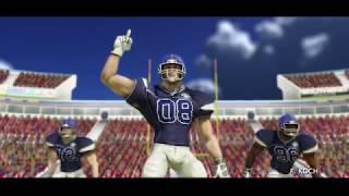 Tecmo Bowl Throwback Gameplay