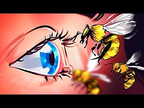 Как избежать атаки пчелиного роя