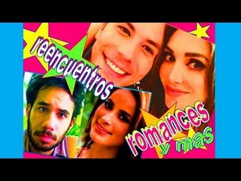 Romances reecuentros y chismes de famosos noticias Chismes de famosos argentinos 2016