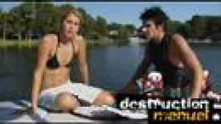 Destruction Manual (Wakeboard Film) - Instructional Trailer