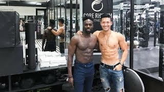 Discussion on Asian Masculinity | Kevin Kreider