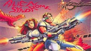 NES Longplay - Alien Syndrome