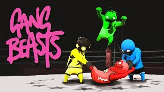 Gang Beasts Multiplayer