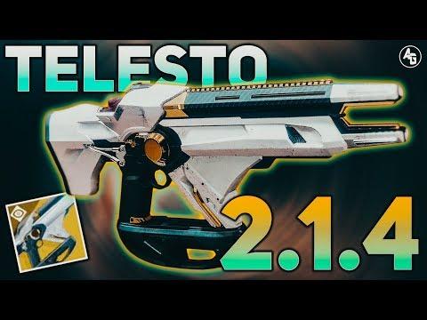 Telesto NERF/BUFF (Still Worth Using?) | Destiny 2 Sandbox 2.1.4 thumbnail