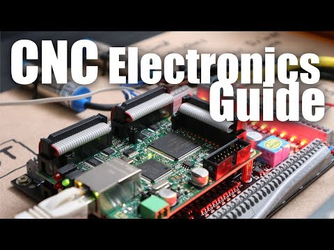 """Ultimate"" CNC Electronics Guide"