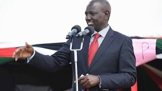 DP Ruto defends govt against graft claims