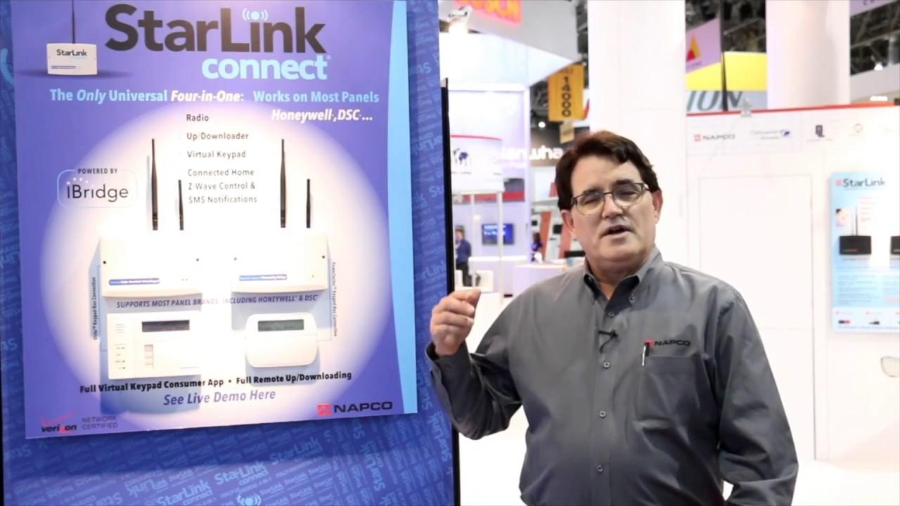 StarLink | Napco Security Technologies