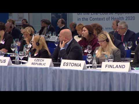 WHO European Ministerial Conference on the Life-course Approach in the Context of Health 2020