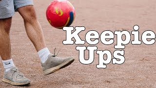 Learn to do Keepy Ups || Learn Quick