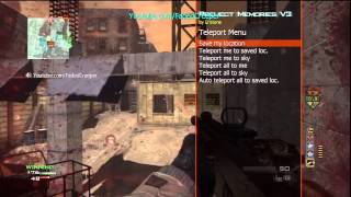 [PS3/MW3] Project Memories v3.5 By Enstone Aimbot All Clients w/Unrealistic Aimbot CEX and DEX