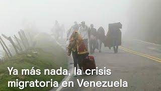 Ya más nada: Historias del éxodo venezolano - Despierta con Loret