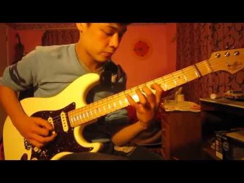Andy James Guitar Academy Dream Rig Competition - Adrian Brown (14 years old)