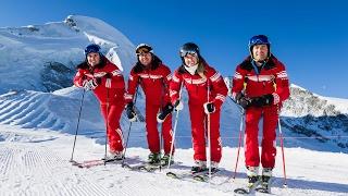 Die Skilehrer in Saas-Fee 2/3 - SRF bi de Lüt vom 17.2.2017