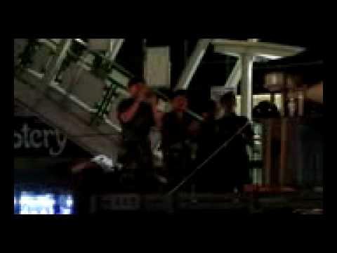 Thai Military Karaoke 12 May 2010 -@ Asok BTS Bangkok - Red Shirt Protest
