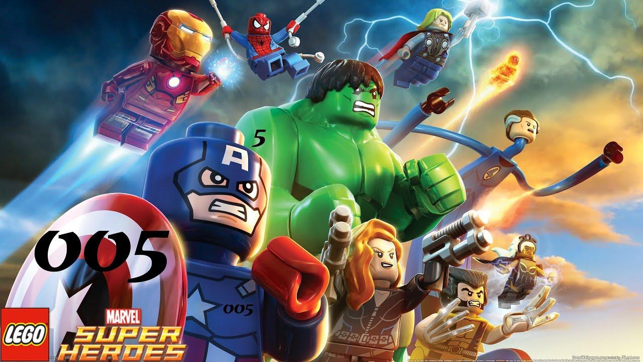 Lego Marvel Super Heroes 005 Venom Hd German Let S Play Lego Marvel Super Heroes