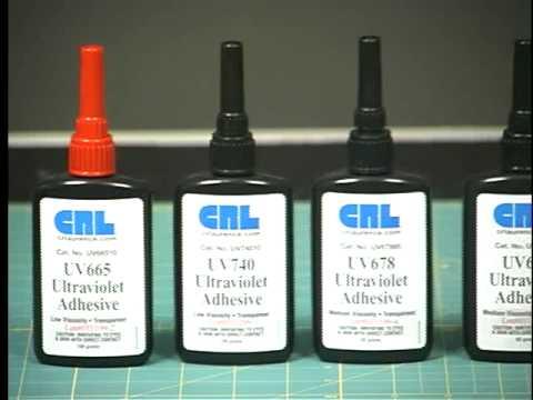 CRL UV Bonding Basics (1 of 2)
