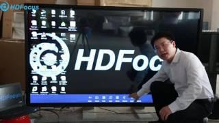 HDFocus Interactive Board User Manual Training Video