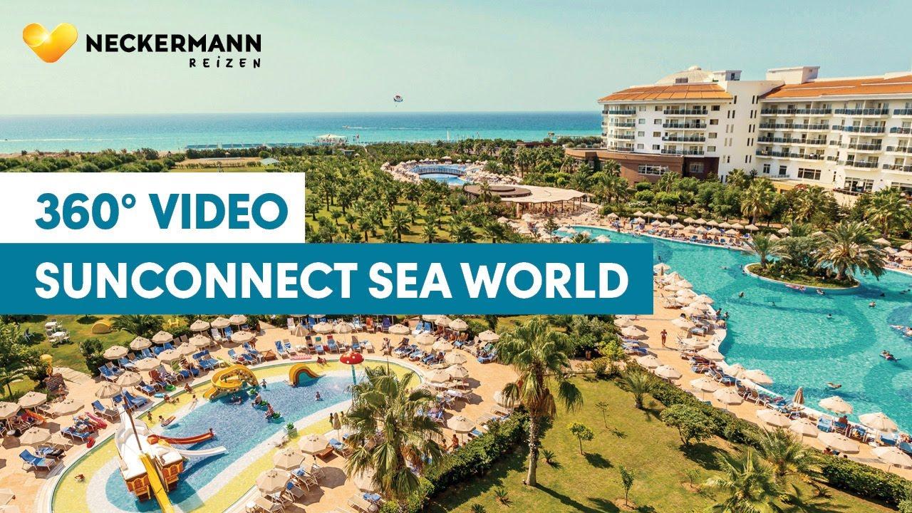 Virtual Reality Sunconnect Sea World Resort Spa Neckermann