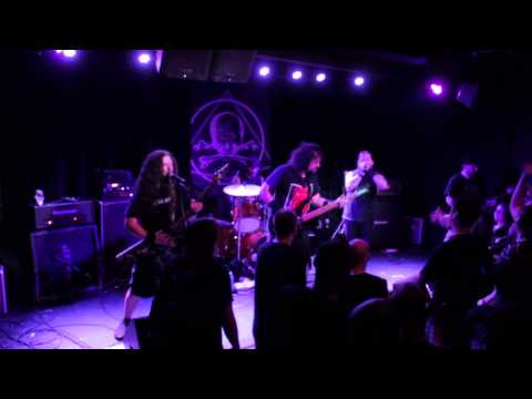 RINGWORM live at Saint Vitus Bar, Oct. 3rd. 2013