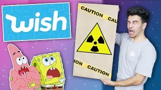 Opening CRAZY WISH.COM PACKAGES! LAST WISH BOX OPENING EVER! (INSANE)