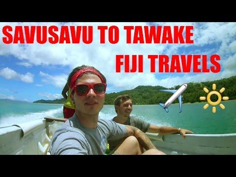 Savusavu to Tawake | Fiji Travels