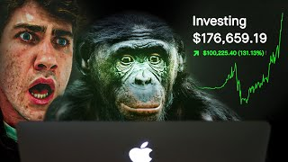 I Let a Monkey Invest All My Money. *Crypto*