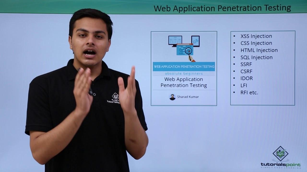 Penetration testing tutorials in hindi youtube.