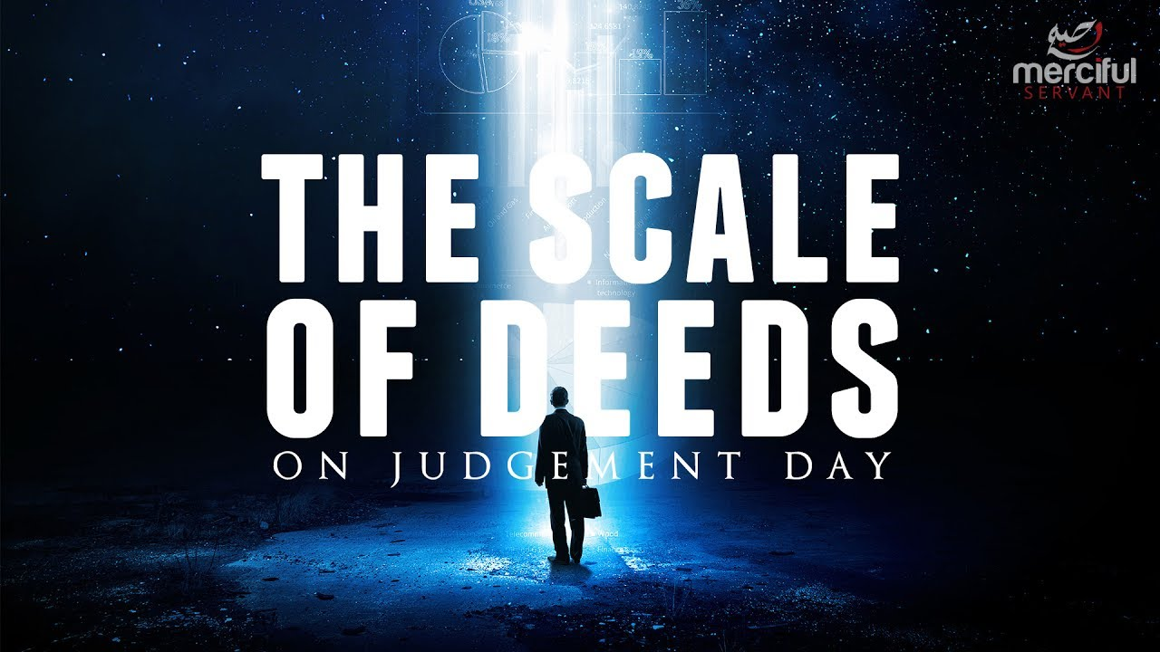 The End Series - The Scale of Deeds on Judgement Day