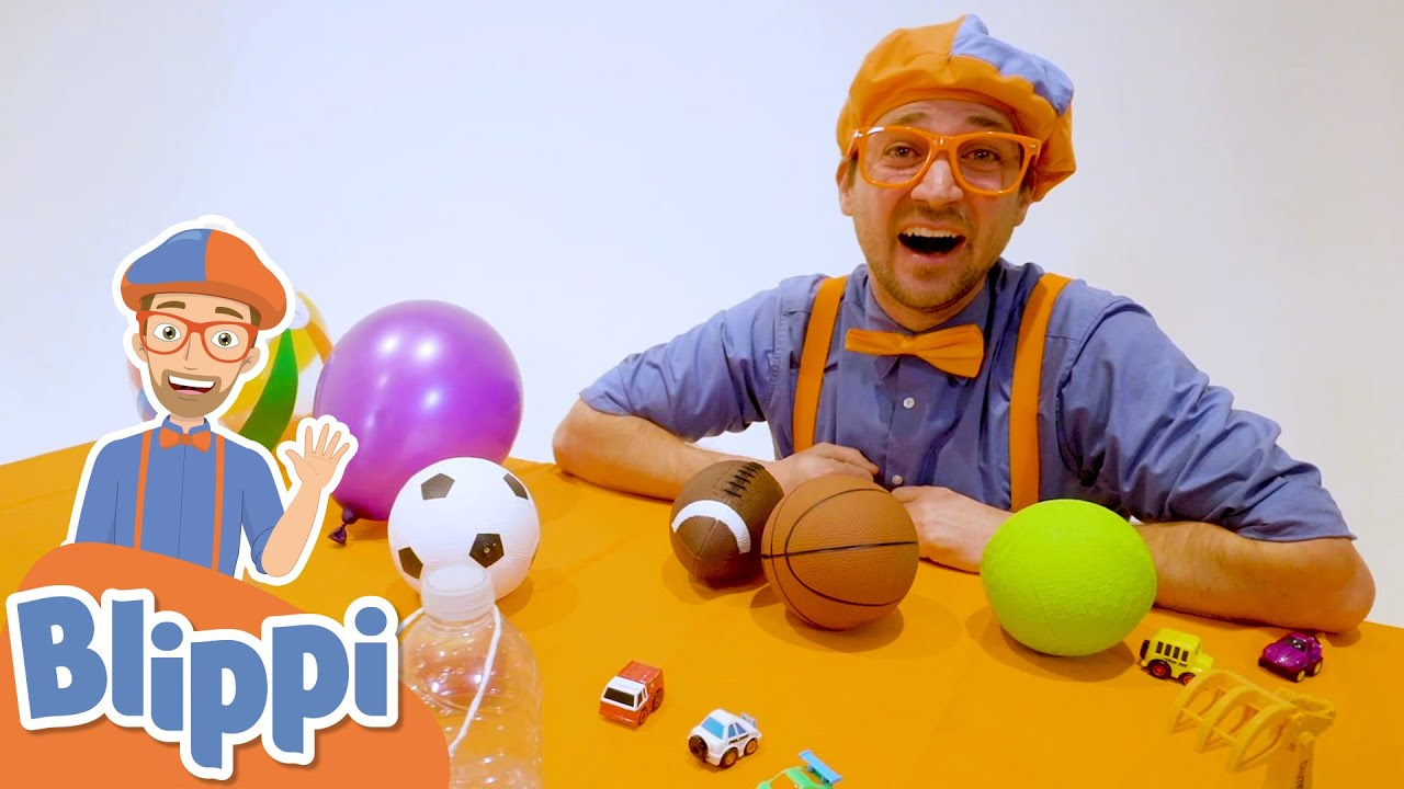 Blippi's Cool Science Experiments! | Learn Science For Kids | Educational Videos for Toddlers