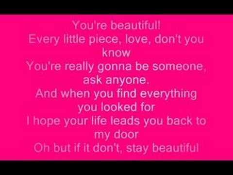 Anime Lyrics dot Com - Stay Beautiful - BLEACH - Anime