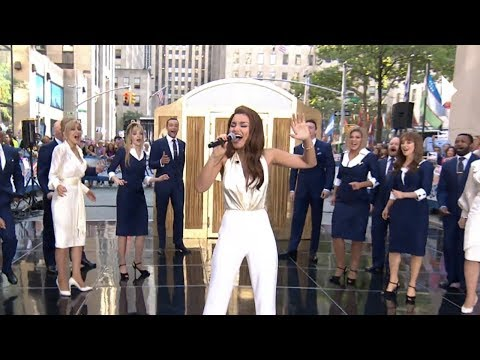 Samantha Barks performs 'I Can't Go Back' from Pretty Woman: The Musical LIVE
