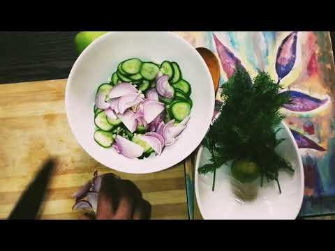 german-cucumber-salad/gurkensalat-recipe-by-wasa-kitchen/how-to-make-creamy-cucumber-salad